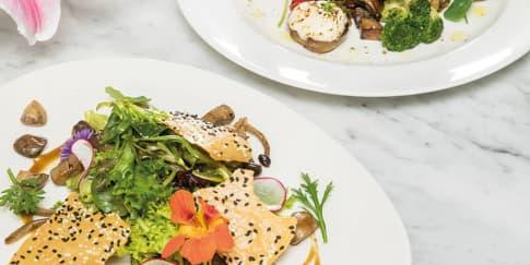 'HWShares', Makan untuk Aksi Peduli Kanker Payudara