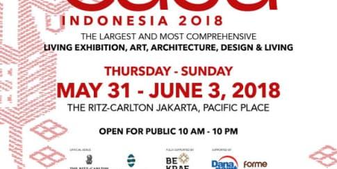 Hadiri! CASA Indonesia 2018