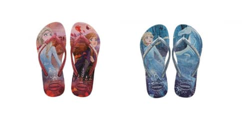 Havaianas Hadirkan Koleksi Sandal Anak 'Frozen 2'