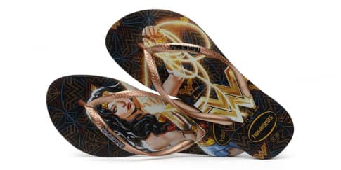 Havaianas Menghadirkan Koleksi Sandal Wonder Woman 1984