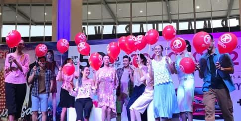 Hebohnya Perayaan Ulang Tahun Sogo Indonesia Yang Ke-28
