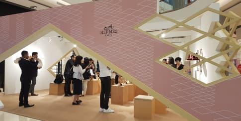 Hermès Membuka Gerai Pop Up di Pik Avenue