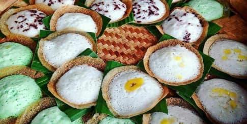 Hidangan Pencuci Mulut Khas Indonesia untuk Pernikahan
