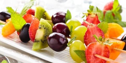 Hidangan Sehat untuk Disajikan di Resepsi Pernikahan