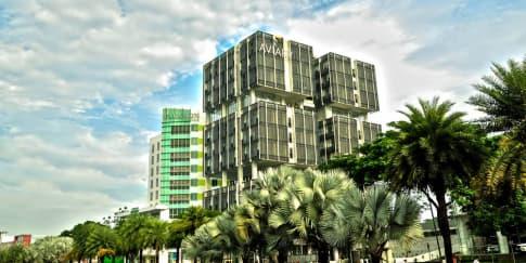 Hotel Ramah Lingkungan Aviary Bintaro