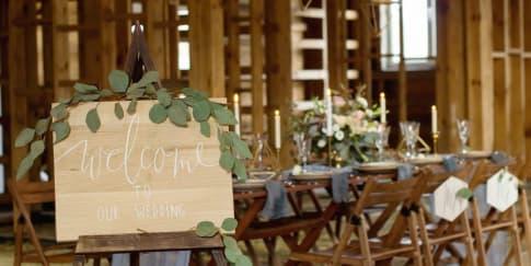 Ide Dekorasi Pesta Pernikahan Bertema Lumbung