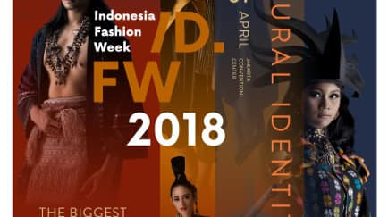 Indonesia Fashion Week 2018
