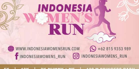 Indonesia Women's Run