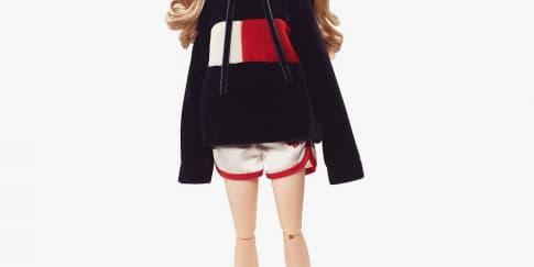 Ini Dia Boneka Barbie Tommy x Gigi