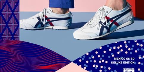 Ini Dia Sepatu Sneakers Terbaru Onitsuka Tiger