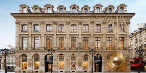 Ini Dia Tampilan Baru The Maison Louis Vuitton Vendôme