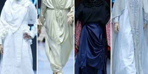 Inspirasi Busana Muslim dari 4 Desainer di Muffest 2019