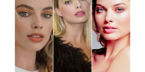 Inspirasi Riasan Mata Dari Margot Robbie Yang Memukau