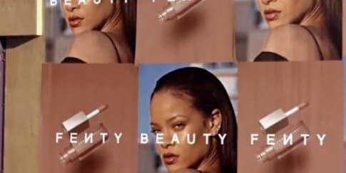 Intip Kampanye Iklan Pertama Fenty Beauty Milik Rihanna
