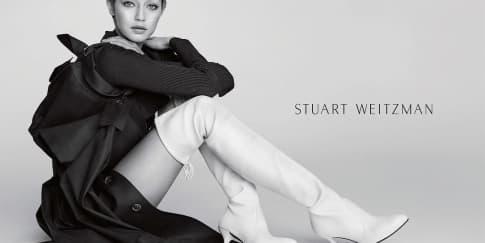 Intip Kampanye Iklan Stuart Weitzman Terbaru