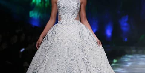 Intip Koleksi Cheongsam Couture 2018 Sebastian Gunawan