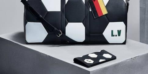 Intip Koleksi Kapsul FIFA World Cup Louis Vuitton