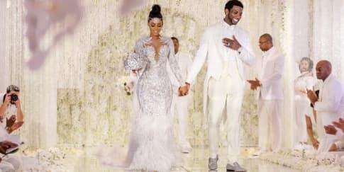 Intip Pernikahan Rapper Gucci Mane Senilai 22.9 Milyar