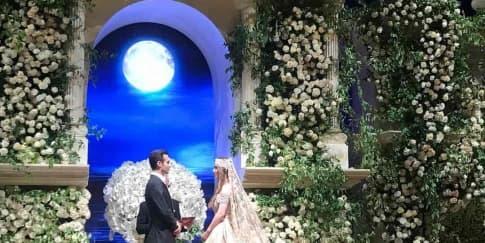 Intip Pernikahan Senilai Lebih Dari 133 Milyar Rupiah
