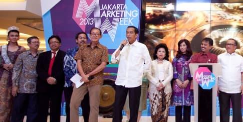 Intip Serunya Jakarta Marketing Week 2018