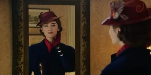 Intip Teaser Dari Trailer Film Mary Poppins Returns