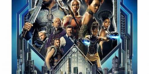 Intip Trailer Film Black Panther