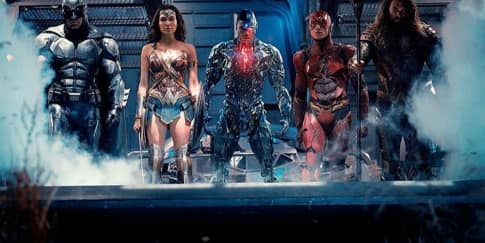 Intip Trailer Terbaru Film Justice League