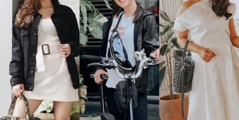 Inspirasi OOTD Hingga Gaya Saat Bersepeda Dari Jessica Mila