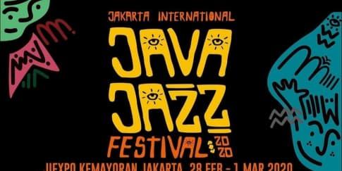 Jadwal Lengkap Konser Musisi Java Jazz Festival 2020