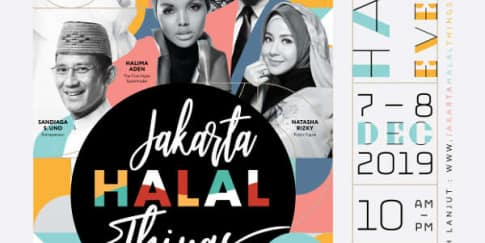 Jakarta Halal Things 2019