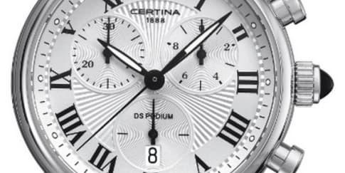 Jam Tangan Terbaru dari Certina