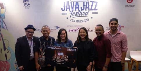 Java Jazz 2018 Datang Kembali