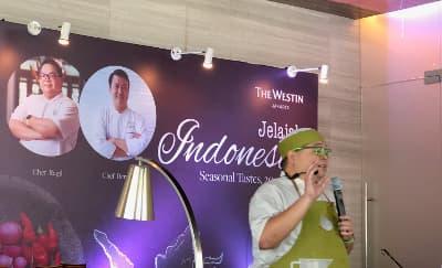 'Jelajah Indonesia', Kolaborasi Chef Ragil-Chef Denny