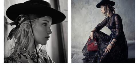 Jennifer Lawrence Kembali Bintangi Kampanye Iklan Dior