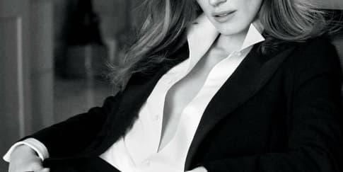 Jessica Chastain Bintangi Kampanye Iklan Ralph Lauren
