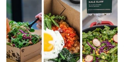Cara Baru Menikmati Salad Di Restoran Naughty by Nature KFC