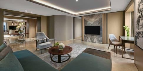 Kamar dan Suite Baru Hotel Grand Hyatt Otentik Kalimantan