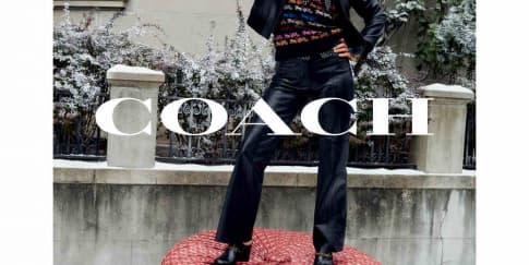 Keceriaan Pesta Dadakan di Kampanye Holiday 2019 Coach