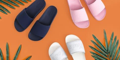 Keds Kembali Hadirkan Sandal untuk Musim Panas