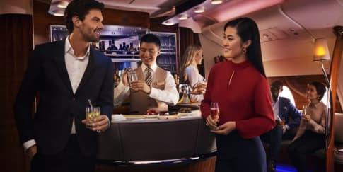 Kejutan Spesial dari Kelas Bisnis Emirates