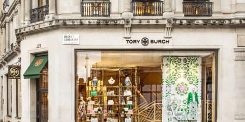 Kemeriahan Pembukaan Butik Baru Tory Burch di London