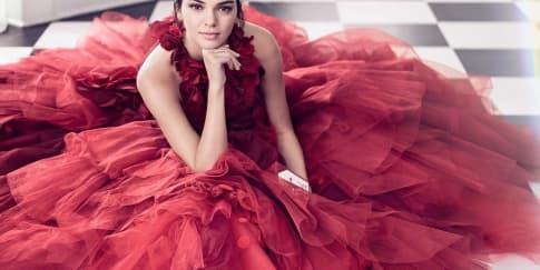 Kendall Jenner Menjadi Model Paling Kaya di Dunia