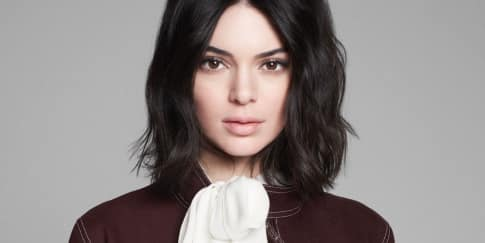 Kendall Jenner Menjadi Wajah Baru Longchamp