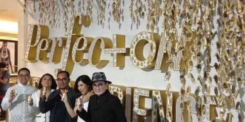 Keseruan di Pameran 'Pantene Perfect On Art Experience'