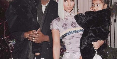 Kim Kardashian dan Kanye West Sambut Anak Ke-3