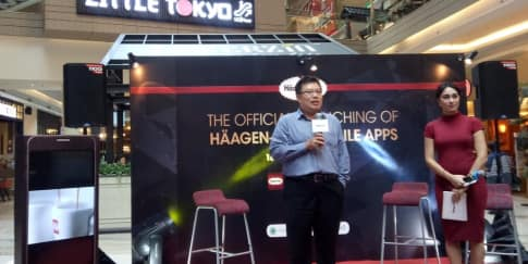 Kini Häagen-Dazs Hadir dalam Aplikasi Seluler