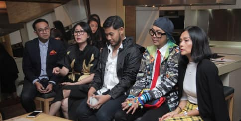 Kiprah Desainer Indonesia di Asia NewGen Fashion Award
