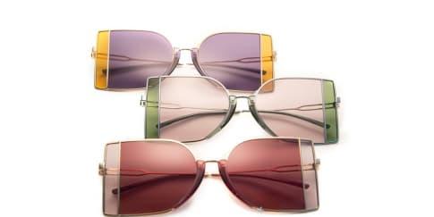 Koleksi Kacamata Pertama Raf Simons untuk Calvin Klein
