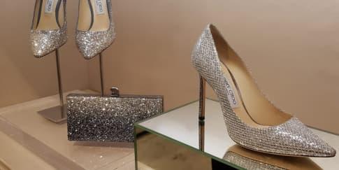 Koleksi Sepatu Bridal Jimmy Choo Hadir Di Indonesia