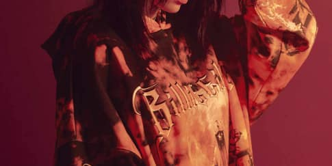 Koleksi 'XXL' Bershka x Billie Eilish